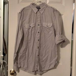 American Rag casual button down